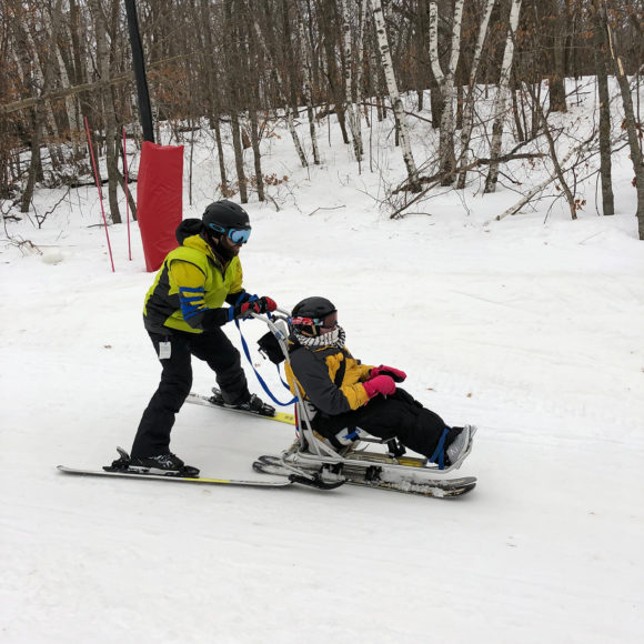 Hope, Inc. - Downhill Skiing
