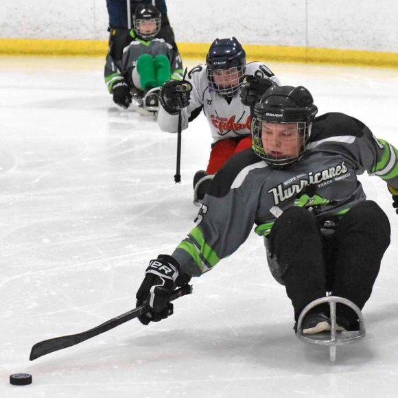 Hope, Inc. - Sled Hockey